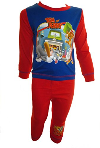 Tom & Jerry Little Boys Pyjamas