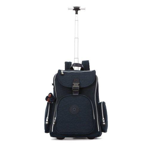 B00C8VWB7E Kipling Alcatraz II Wheeled Backpack with Laptop Protection (True blue)