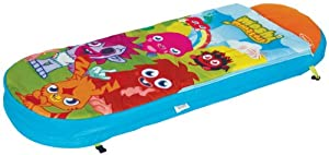 Moshi Tween Ready Bed Inflatable All-in-One Mattress and Bedding