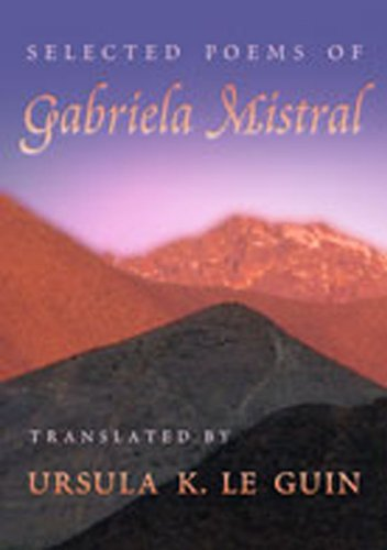 Image of Selected Poems of Gabriela Mistral
