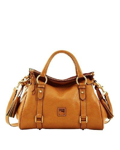 dooney-bourke-florentine-small-satchel-natural-natural-trim-one-size
