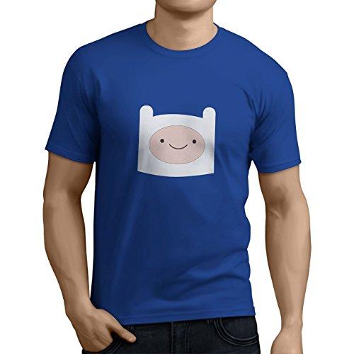 Tuning-Camisetas-Camiseta-divertida-para-Hombre-Modelo-horadeaventurasFINN