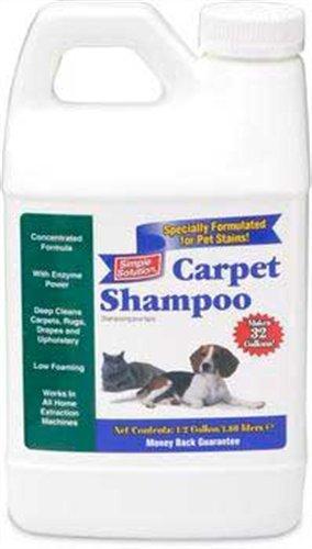 Simple Solution Carpet Shampoo 64oz