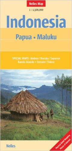 Papua/Maluku (Nelles Map)
