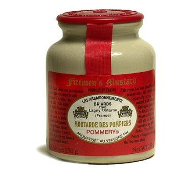 Pommery Firemen s mustardB0001AV5Z8 : image