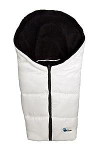 AltaBeBe AL2008 - Saco de abrigo para silla de coche de grupo 0+