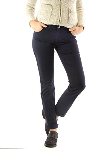 Pantalone donna Armani Jeans cinque tasche a vita alta Z5J35 (28)