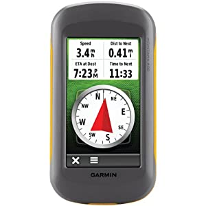 Garmin Montana 650t Waterproof Hiking GPS with TOPO U.S. 100K and 5 Megapixel Camera