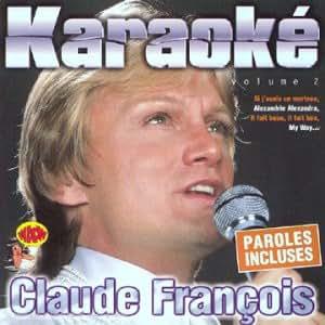 Karaoke Claude Francois Vol 2