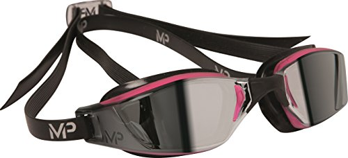 mp-michael-phelps-womens-xceed-swimming-goggles-mirrored-lens-pink-black-frame