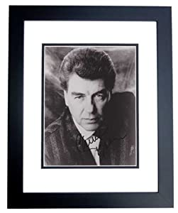 Chuck Daly Autographed Hand Signed Detroit Pistons 8x10 Photo BLACK CUSTOM FRAME -... by Real Deal Memorabilia