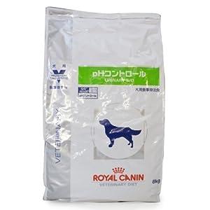 ロイヤルカナン 療法食 PHコントロール 犬用 ドライ 8kg
