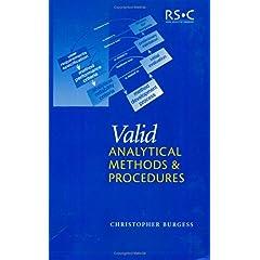 【クリックで詳細表示】Valid Analytical Methods and Procedures [ペーパーバック]