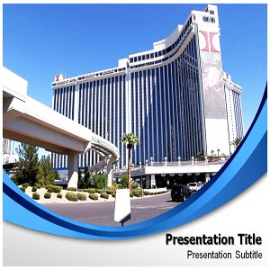 Hilton Hotel Powerpoint Template - Hilton Hotel Powerpoint (PPT) Backgrounds