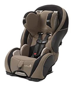 Safety 1st Complete Air 65 LX Convertible Car Seat, Cadmium (Discontinued by Manufacturer)
