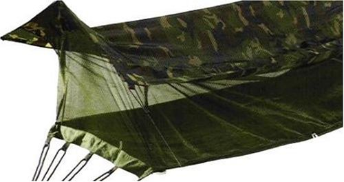Medium image of gi style camouflage jungle hammock