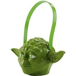 Yoda Halloween Candy Pail