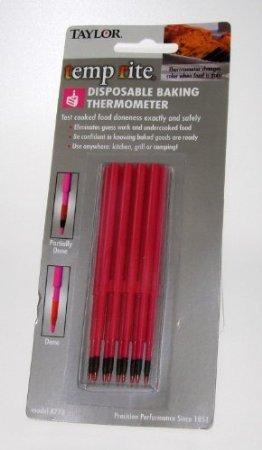 Température Rite Bâtons jetables Thermomètre pour cuisson