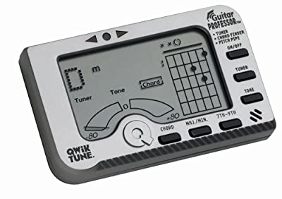 Qwik Tune GP1 Guitar Professor Guitar Tuner