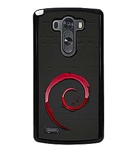 Artistic Pattern 2D Hard Polycarbonate Designer Back Case Cover for LG G3 :: LG G3 Dual LTE :: LG G3 D855 D850 D851 D852