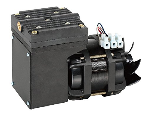 Generic Oilfree Diaphragm Vacuum Pump 80W 1.5Bar