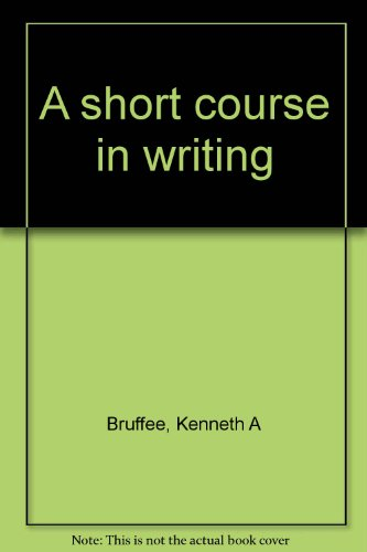 A short course in writing