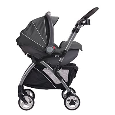Graco SnugRider Elite Stroller and Car Seat Carrier, Black (Discontinued by Manufacturer) by Graco that we recomend personally.