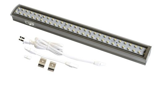 "Radionic Hi-Tech Zx513-Cw: 12"" Led Undercabinet Light Fixture (Cool White)"