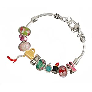 Girls Essentials Charm Bracelet