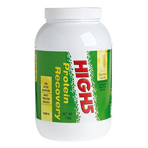 High5 Protein Recovery Banana / Vanilla - 1.6Kg Jar