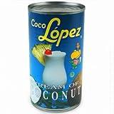 Coco Lopez Coconut Cream (Case of 6 Tins)by Coco Lopez