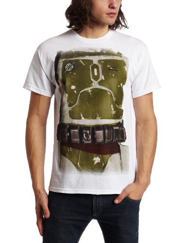 Mad Engine Men's Boba Costume T-Shirt