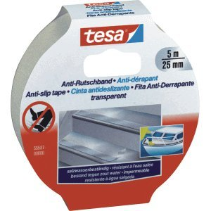 Tesa 55587-00000-00 Bandes anti-dérapantes (Transparent) (Import Allemagne)