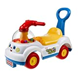 Fisher-Price Corn Popper Ride-On ~ CIS
