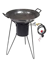 Medina River Outdoors 80 Mexico Disco Disk Cooker