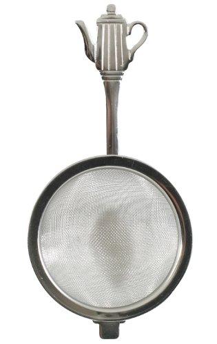 Danesco Stainless Steel Tea Strainer