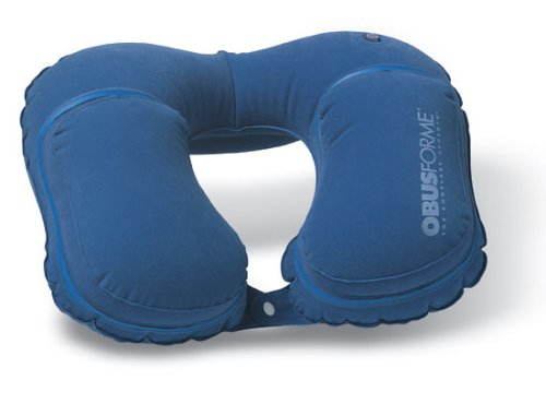 Obus Forme Inflatable Travel Pillow