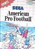 echange, troc American Pro Football