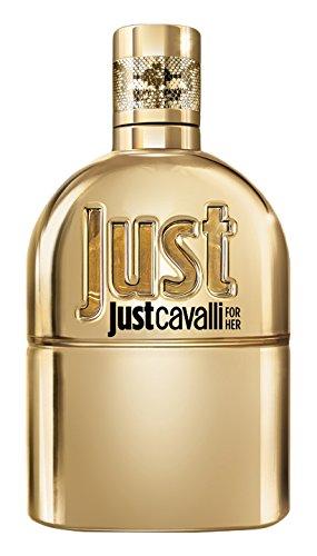 Roberto Cavalli, Just Cavalli Gold, Eau de Parfum da donna, 50 ml