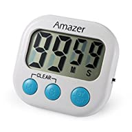 #1 BEST RATED TIMER Kitchen Timer, Am…