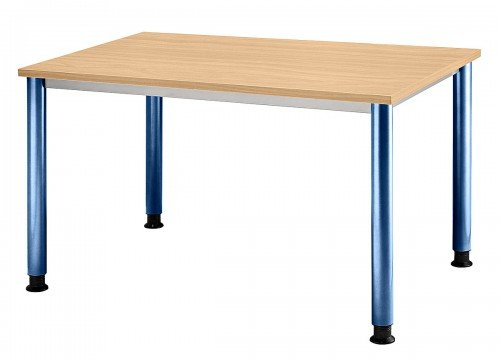 Desk HS12 Nussba/Blue