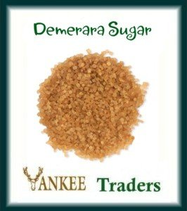 Demerara Sugar Unrefined