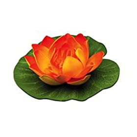 Sunterra 350150 7-Inch Floating Lily Pad Assorted Colors