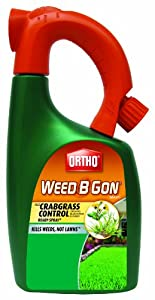 Ortho Weed B Gon MAX Plus Crabgrass Control, 32-Ounce (Not Sold in HI, NY)