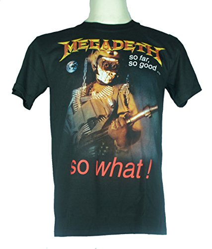 Megadeth (so Far So Good cosa) Extra Large Size Xl Nuovo. Maglietta 1423