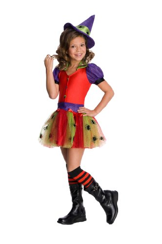 Rubie's Drama Queens Child Witchy Costume