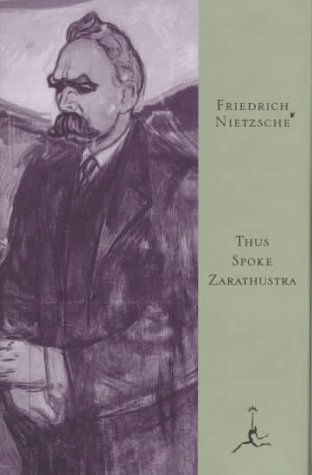 Thus Spoke Zarathustra (Modern Library) (Modern Library)