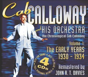 CAB CALLOWAY - The Chronological Cab Calloway, Volume 1 - Zortam Music