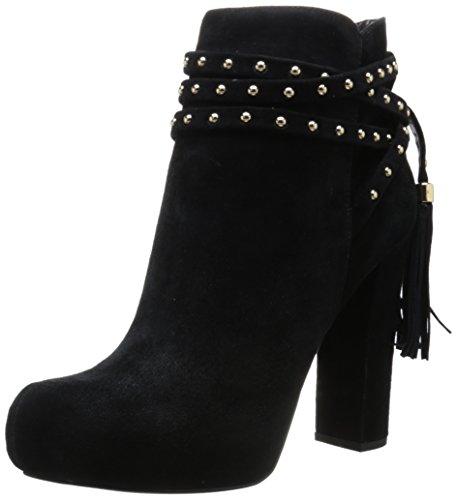 Jessica Simpson scarpe da donna Stivaletti scamosciati Js-Marguerit - Nero-38