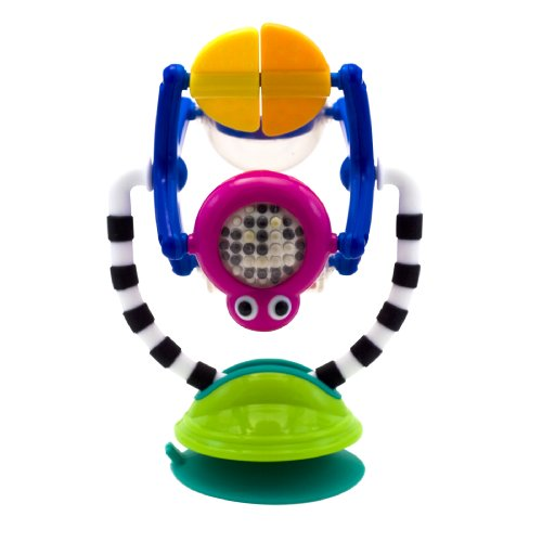 Sassy Sensation Station Suction Toy
